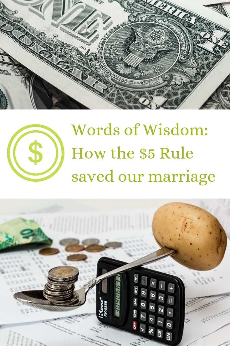 Household budget tips for personal finance: The money rule that saved our marriage!