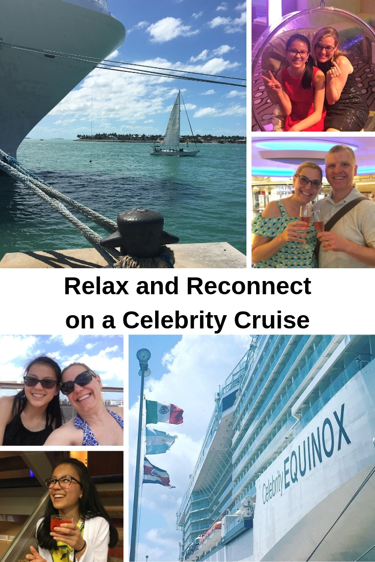 Various images from our cruise on Celebrity Equinox in April, 2019