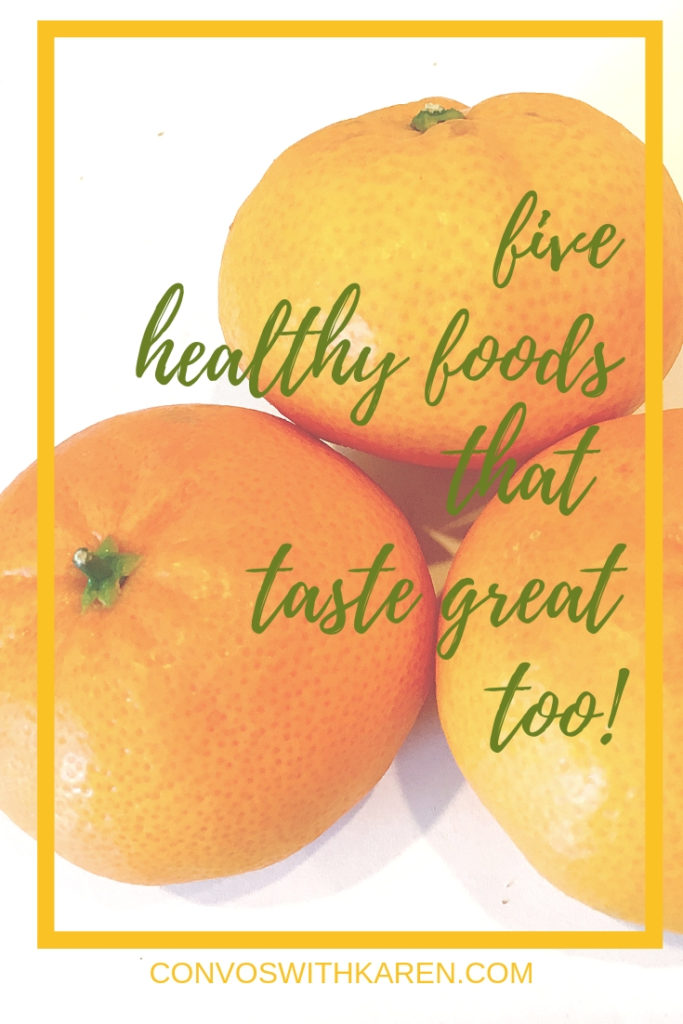 healthy foods that taste great are important for a balanced diet in midlife