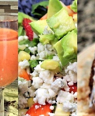 A collection of easy and delicious summer recipes for parties, holidays and picnics
