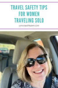 Safety tips for women traveling solo