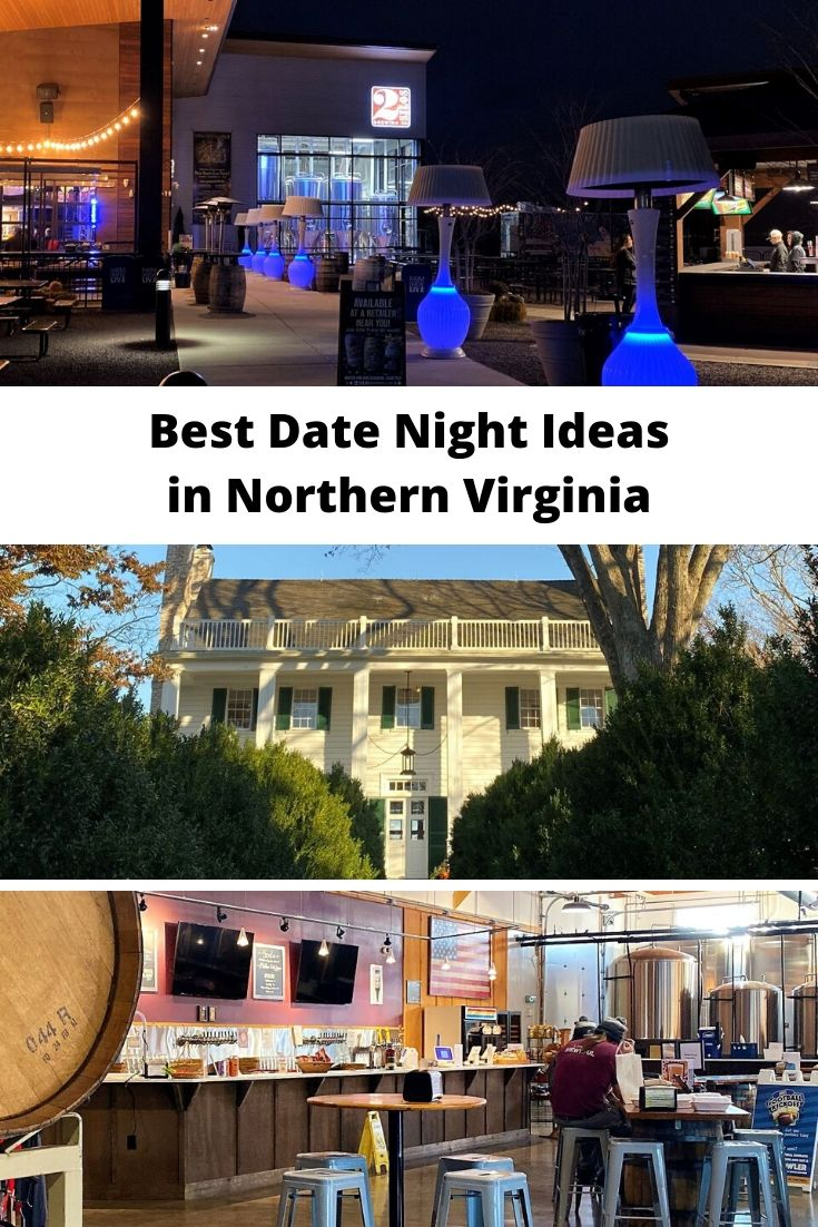 The best date night ideas in Northern Virginia start with these unique spots in Prince William County. They're just 30 minutes from DC, but you'd never know it. Gorgeous countryside, historic venues, and exquisite food make them worth a drive from the city. #datenightideas #virginiabreweries #manassasvirginia #princewilliamcounty #washingtondc #uniquedates #uniquedateideas #fundateideas #thingstodoindc #washingtondcrestaurants #dcdistilleries #manassas #manassasvirginiarestaurants